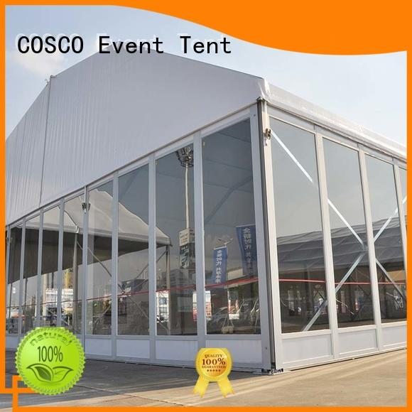 COSCO pagoda marquee party tent supplier for wedding