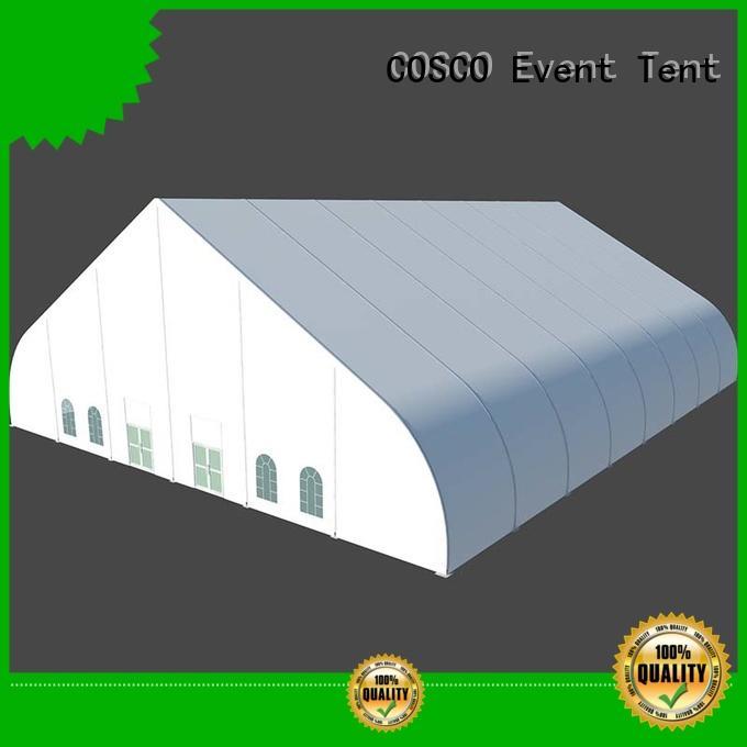 exhibition tent dustproof COSCO