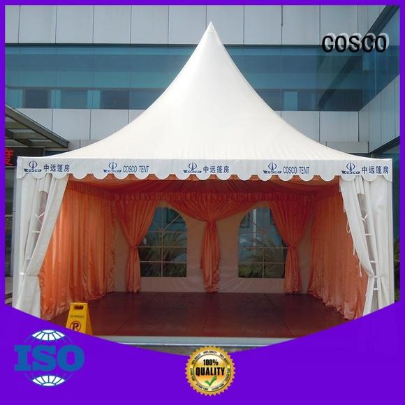 event pagoda tents for sale research grassland COSCO