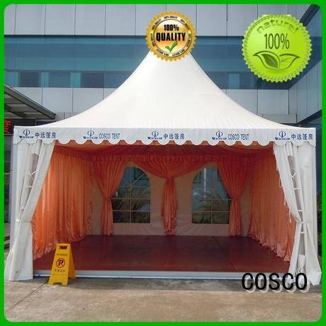 COSCO event aluminium event tent supply for wedding