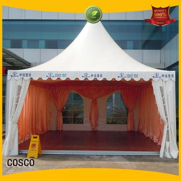dome pagoda marquee for sale management for disaster Relief COSCO
