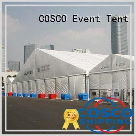 COSCO exquisite party tent foradvertising