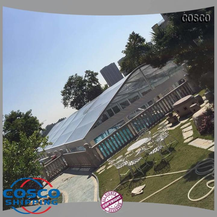 wedding aluminium tent modular for party COSCO