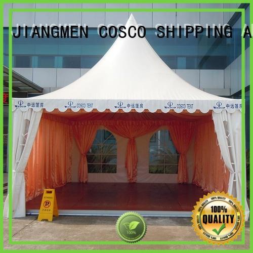 high-quality aluminium event tent certifications factory