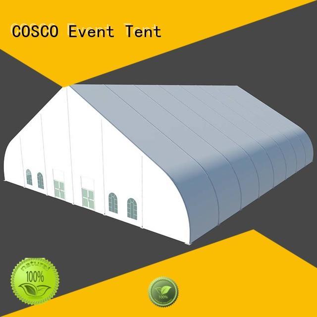 COSCO structure wedding marquee marketing