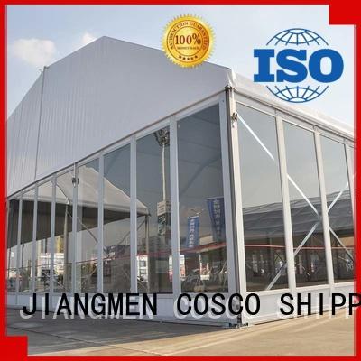 COSCO exquisite polygon tent supplier anti-mosquito