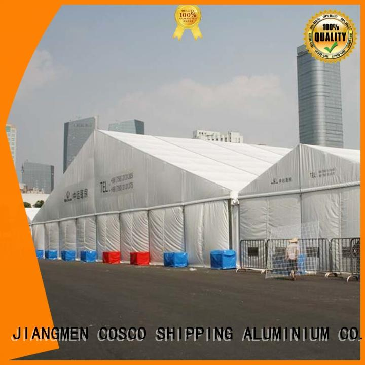 COSCO structure event party tents for sale supplier foradvertising