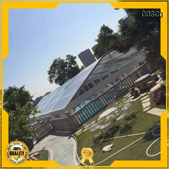 structure arcum tents modular for wedding COSCO