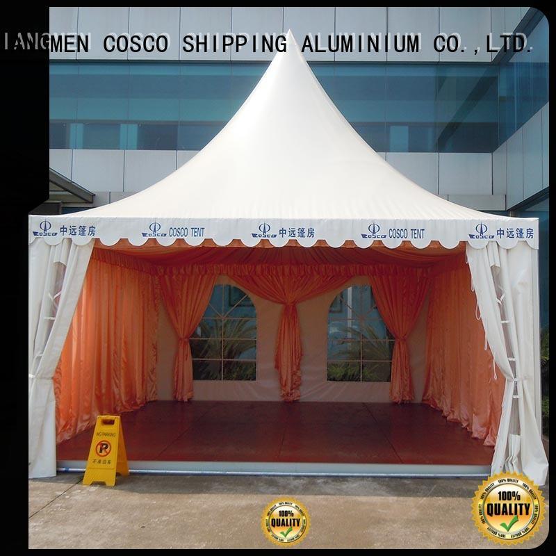 custom pagoda canopy pagoda marketing rain-proof