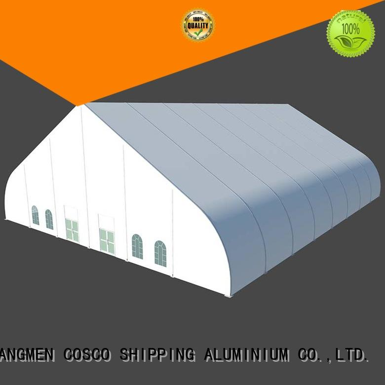 COSCO big outdoor party tents for-sale grassland