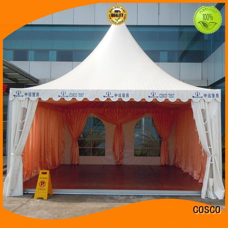 COSCO high-quality pagoda tents for sale  manufacturer anti-mosquito