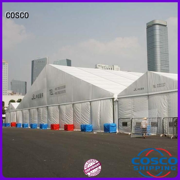 COSCO custom party tents for sale supplier foradvertising