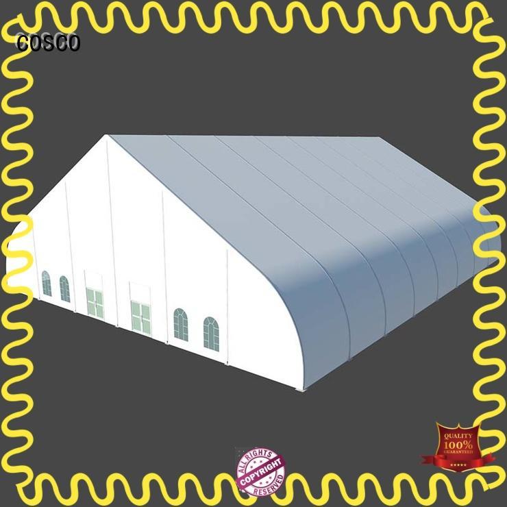 COSCO supernacular outdoor party tents producer