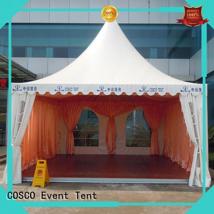 COSCO pagoda pagoda marquee  supply rain-proof