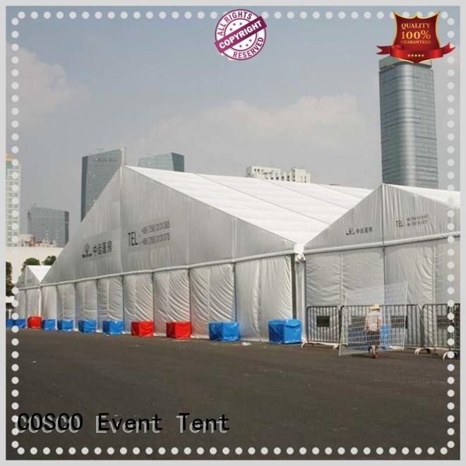 COSCO pagoda party tent cost unique for engineering