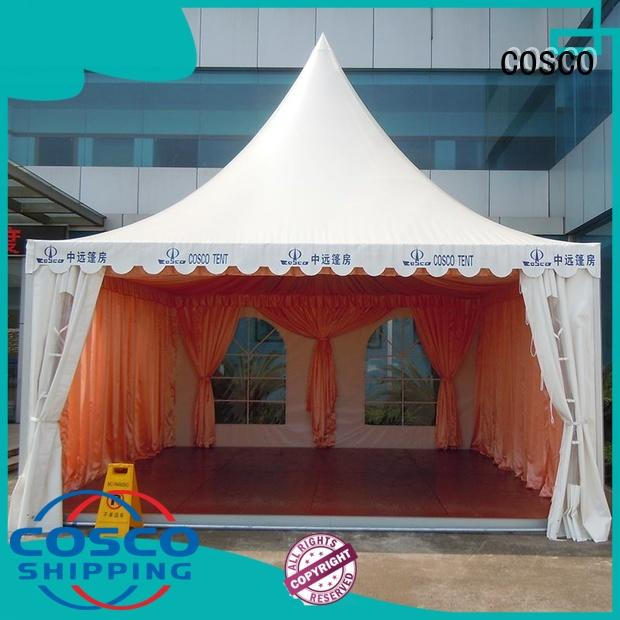 pagoda tent suppliers waterproof double canopy events manufacture