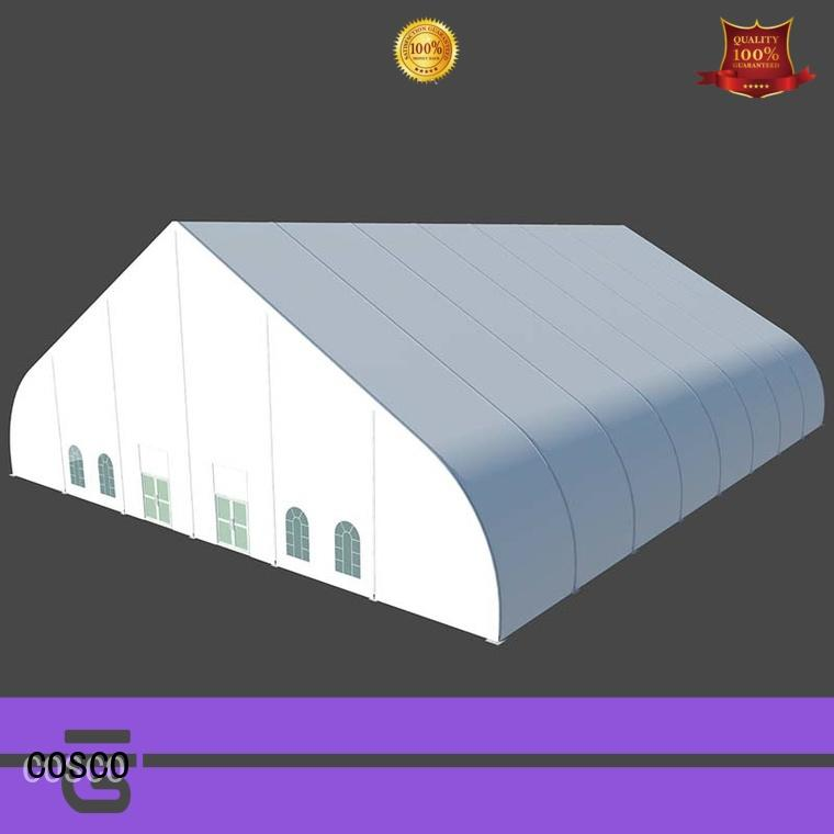 COSCO roof outdoor party tents manufacturer Sandy land