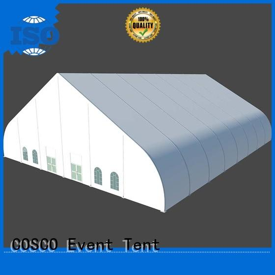 exhibition tents for sale for disaster Relief COSCO