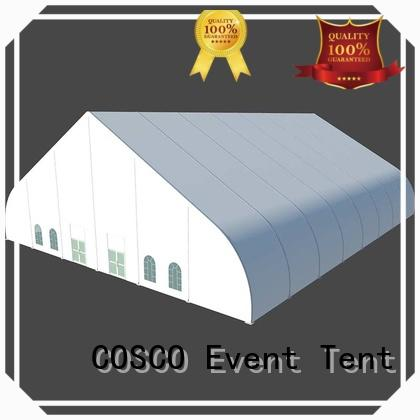 curved tent structure for camping COSCO