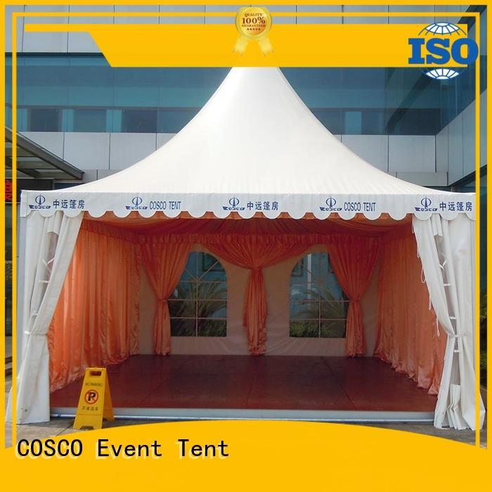 COSCO stable aluminium event tent marquee