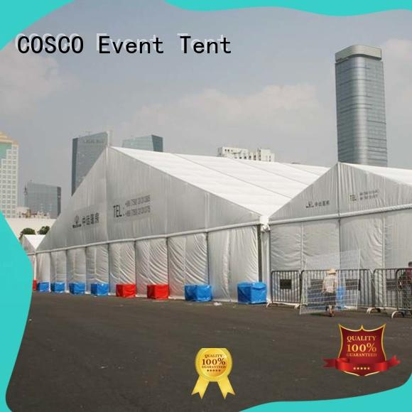 unique structure tents canopy Sandy land COSCO