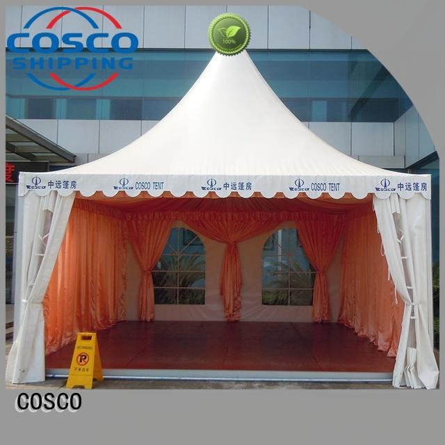 useful pagoda tents for sale manufacturer dustproof