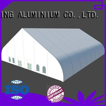 tent curved OEM marquee brands COSCO