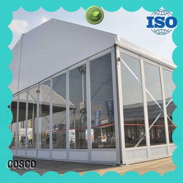 marquee party tent polygon factory COSCO