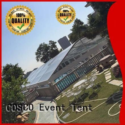 exhibition canopy tent outdoor arcum elegant COSCO Brand company