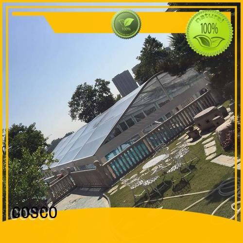 COSCO arcum wedding party tent factory factory