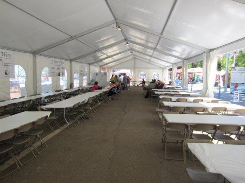marquee structure tents event type-3