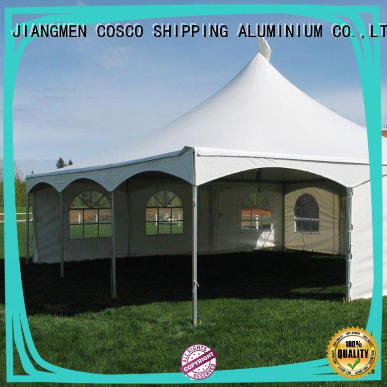 tent aluminum frame canopy tents in-green snow-prevention COSCO