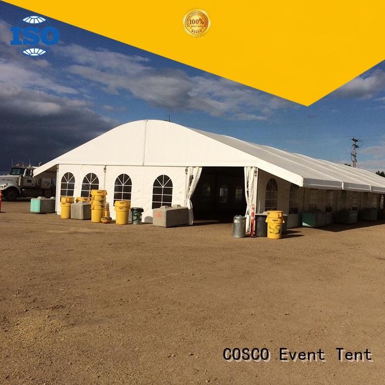 COSCO high-energy arcum tent elegant dustproof