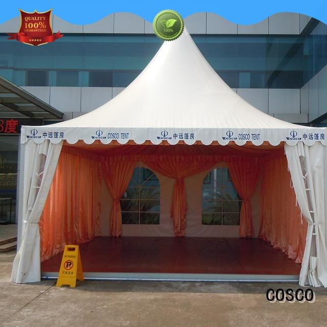 pagoda tent price marquee COSCO