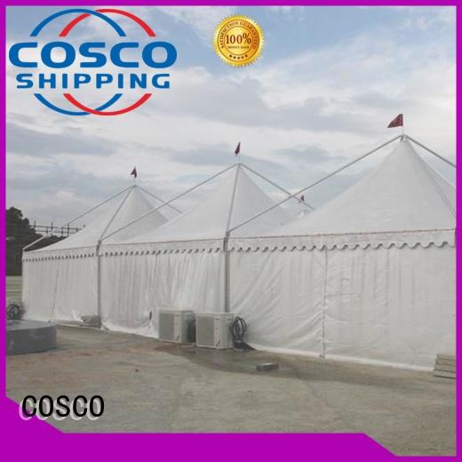 Hot aluminium gazebo tent pole COSCO Brand