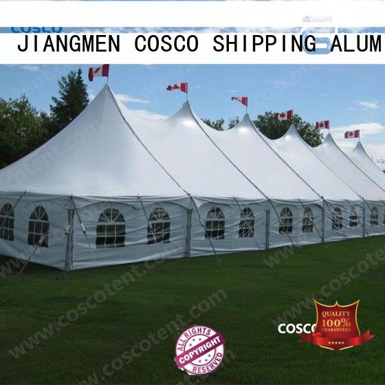 COSCO best tent event pole for engineering