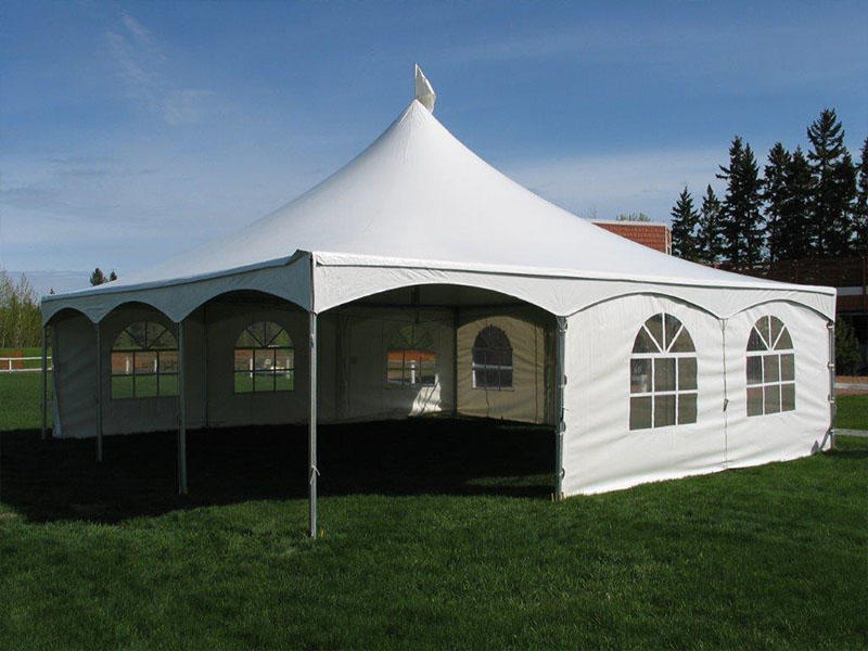 derive party frame tent China dustproof COSCO