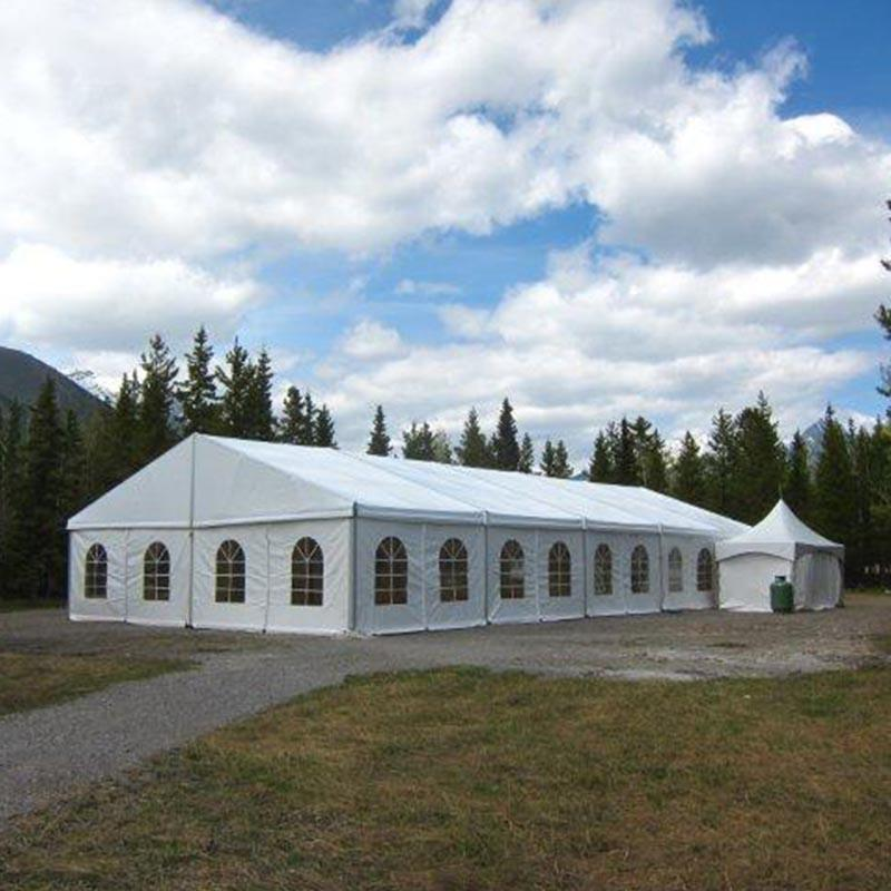 Small Structure Canopy Tent 5x12m Tent