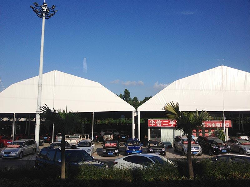 COSCO Brand aluminium glass tents and events walls factory
