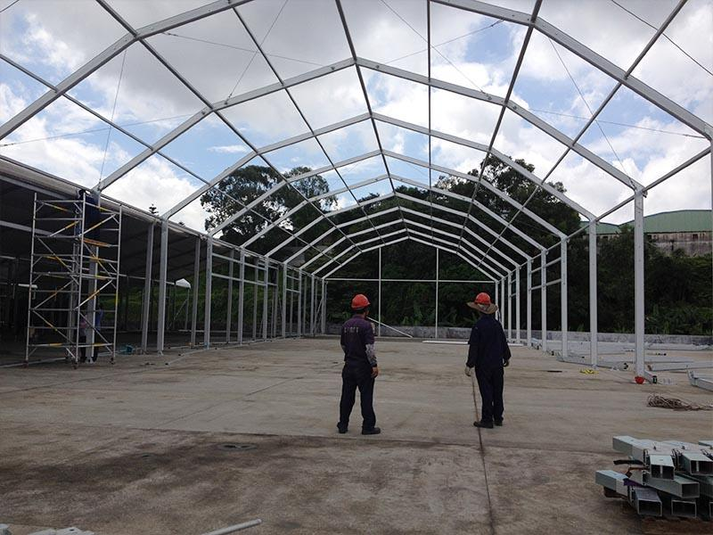 COSCO structure marquee tent supplier