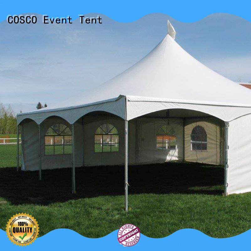 COSCO dome party tent effectively factory