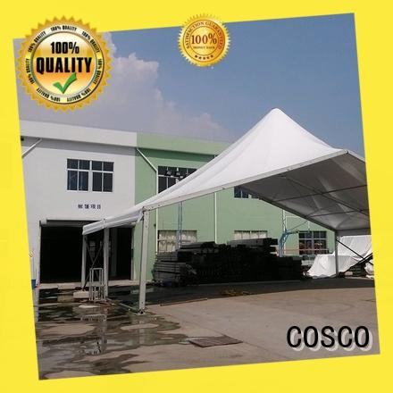 COSCO distinguished outdoor canopy tent effectively snow-prevention