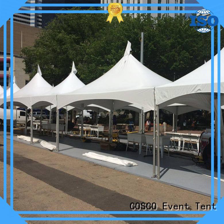 COSCO new party tent marketing pest control