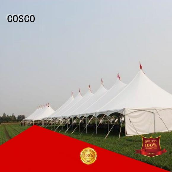 tent peg and pole marquee producer for camping COSCO