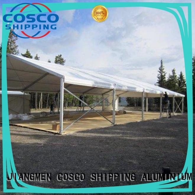 COSCO tent structure supplier grassland