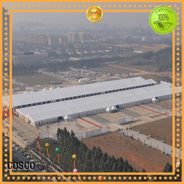 COSCO structure structure tents for sale foradvertising