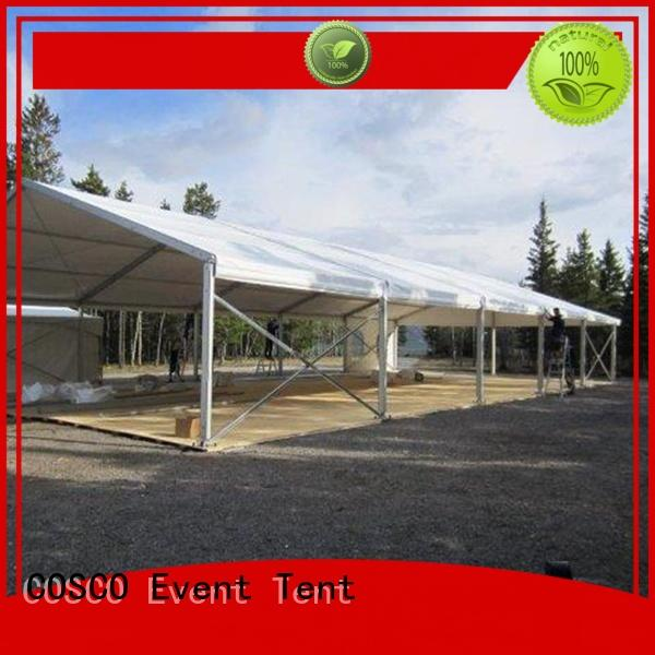 COSCO structure party tent experts for camping