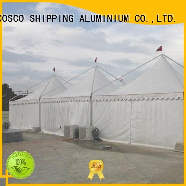 event Custom marquees useful beach gazebo tent COSCO aluminium