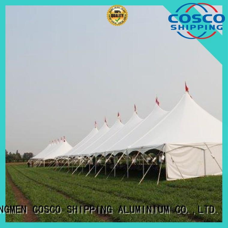 COSCO first-rate custom event tesnt producer for camping