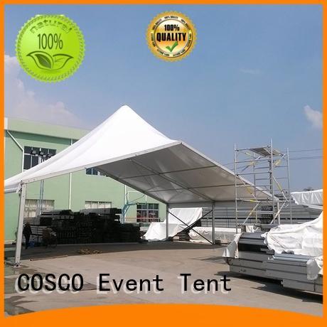 COSCO Brand sale aluminium mixed tent high peak